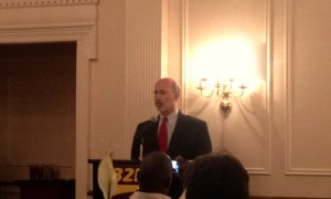 Interpreting for Tom Wolf