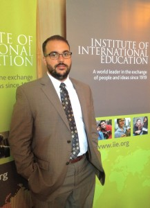 Portuguese Interpreter in NYC for US-Brazil Academic Partnership Workshop at IIE
